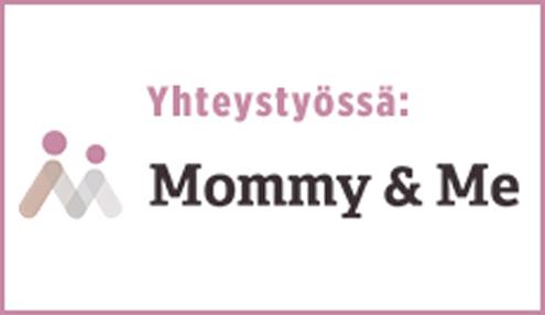 Yhteistyössä Mommy & Me