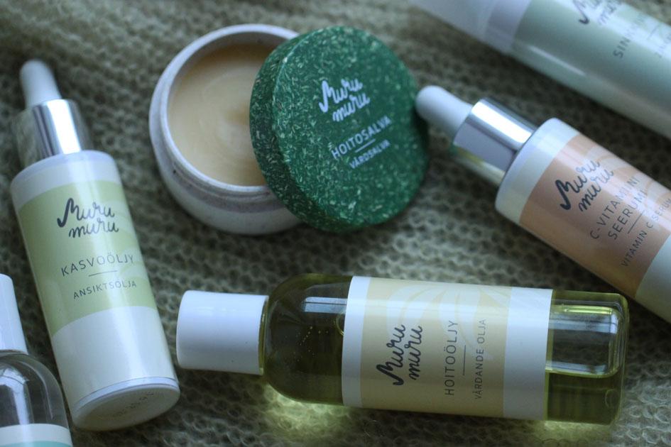 murumuru, luonnonkosmetiikka, seerumi, öljy, voide, ihonhoito, hoitoöljy