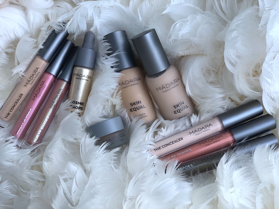 Mádara, madara, MADARA Cosmetics, madara makeup, natural makeup, luonnonkosmetiikka, meikkilook, luonnonkosmetiikkameikki, kuulas iho,