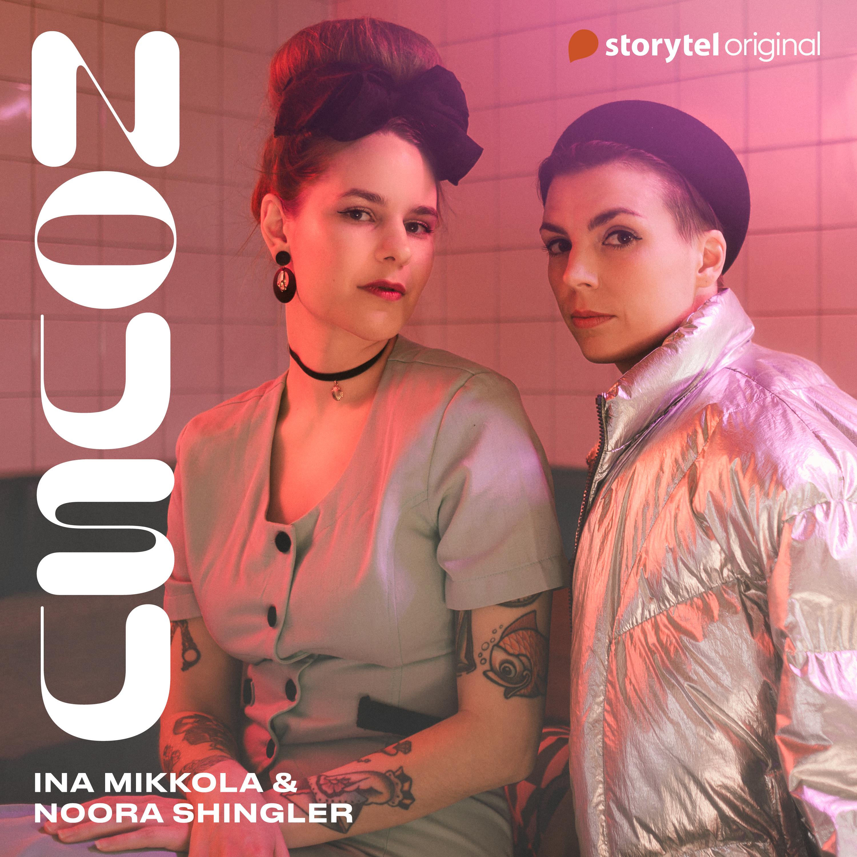 Nousu, Nousu-podcast, podcast, Ina Mikkola, Noora Shingler, Storytel, Storytel.fi, alkoholi, päihteet, päihdepodcast, huumausaineet, huumeet, bilehuumeet
